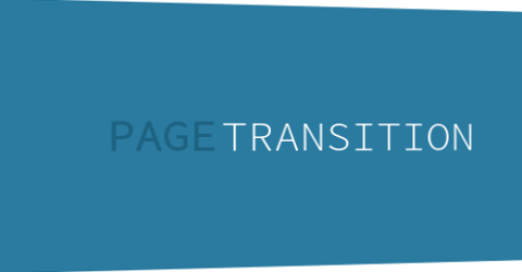 Page Transition